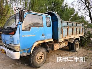 一汽解放4X2工程自卸车