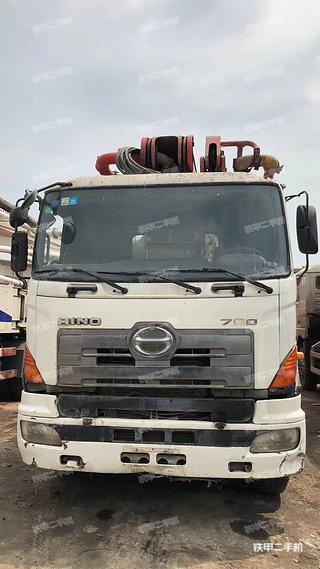 三一重工SY5310THB40R泵车