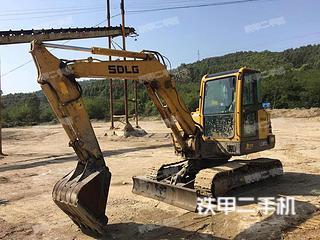 临工LG660E挖掘机