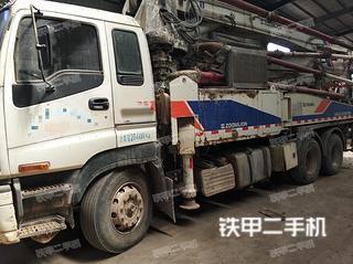中联重科ZLJ5260THB37X-4Z泵车