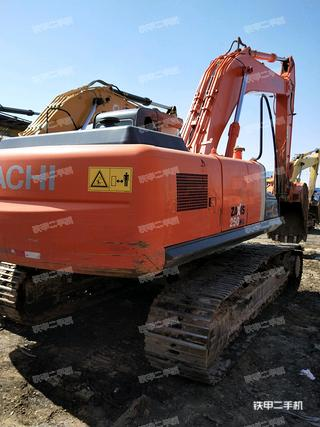 日立ZX250LCH-3挖掘机