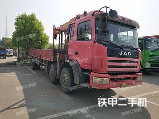 华菱星马H6-随车吊-双后轴-HN5250JQQBC37C9M4起重机