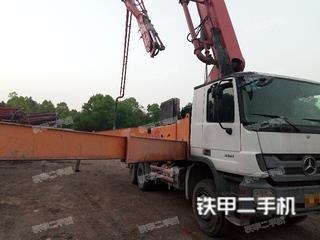 三一重工SYM5330THBDZ470C-8S泵车