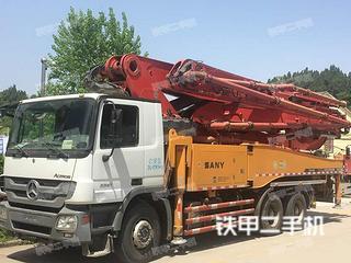 三一重工SY5310THB40B46泵车