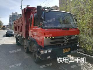 东风4X2工程自卸车