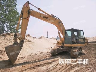 力士德SC210.8挖掘机