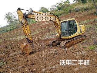 小松PC120-6E挖掘机