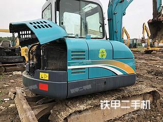 山河智能SWE50N9挖掘机