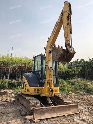 小松PC55MR-2挖掘机