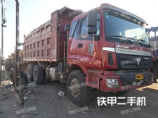 福田欧曼6X4工程自卸车