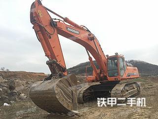斗山DH500LC-7挖掘机