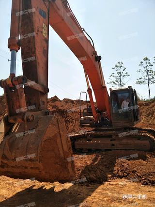 日立ZX350K挖掘机