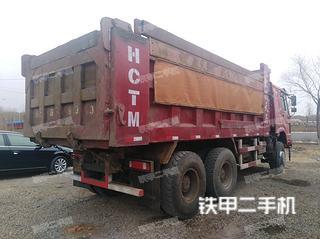中国重汽6X4工程自卸车