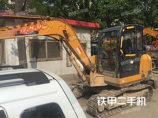 雷沃重工FR60挖掘机