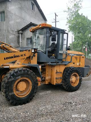 龙工LG833装载机