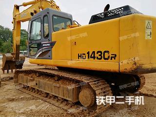 加藤HD1430R挖掘机