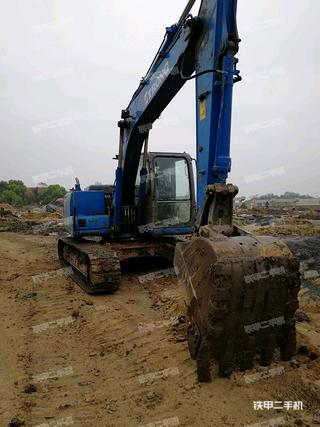 山重建机GC138-8挖掘机