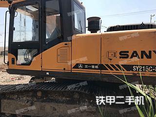 三一重工SY215C-8