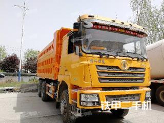 陕汽重卡6X4工程自卸车