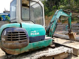 小松PC40R-8挖掘机