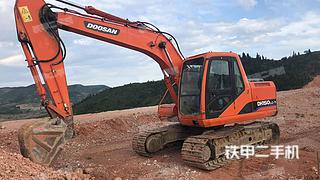 斗山DH150LC-7挖掘机