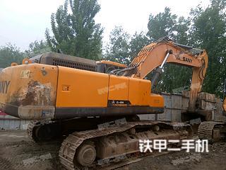 三一重工SY385C挖掘机