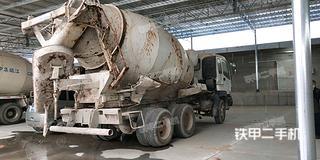 森源重工SMQ5250GJBZ搅拌运输车