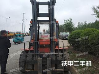 江淮重工CPCD50H叉车