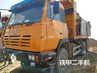 陕汽重卡6X2工程自卸车