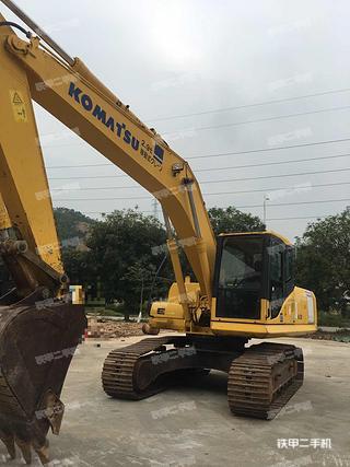 小松PC210-7挖掘机