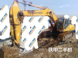现代R290LC-7挖掘机