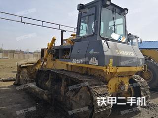 山推SD16T机械标准型推土机