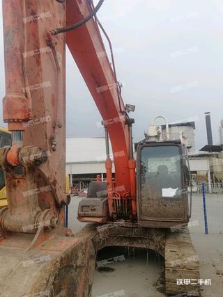 日立EX120挖掘机