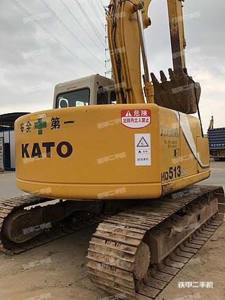 加藤HD513MRIII挖掘机