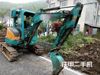 久保田KX135-3S挖掘机