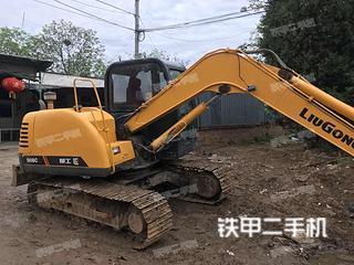 柳工CLG908C挖掘机