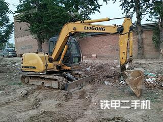 柳工CLG907D挖掘机