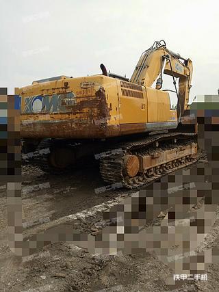 徐工XE370C挖掘机