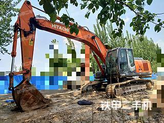 日立ZX240-3国产挖掘机