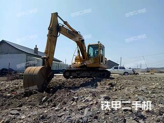奇瑞迪凯重科DE150挖掘机