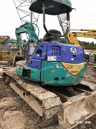 小松PC40MR-1挖掘机