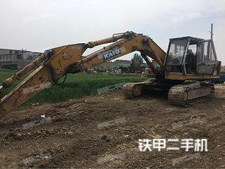 加藤HD800VII挖掘机