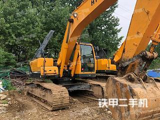 现代R225LC-9T挖掘机