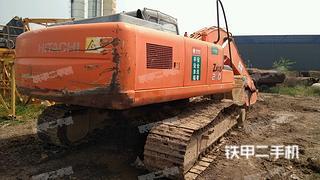 日立ZX230LC挖掘机