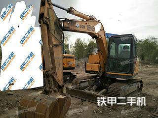 甘肃-武威市二手山重建机JCM908C挖掘机实拍照片