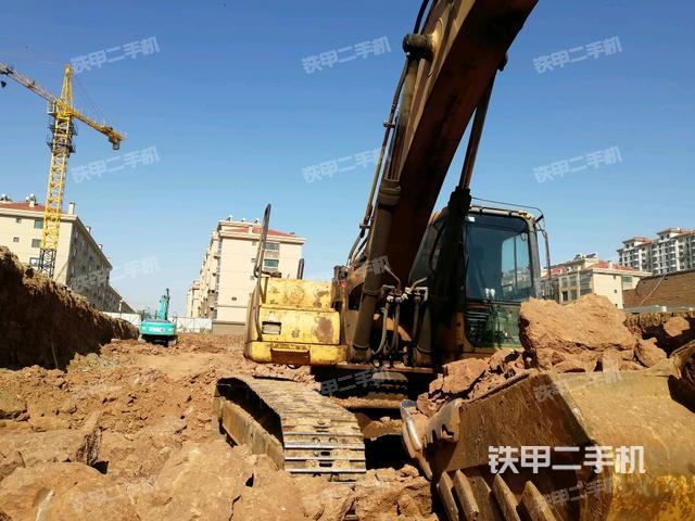 山东潍坊市三一重工SY360C挖掘机