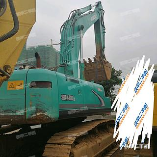 神钢SK450-6E挖掘机