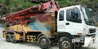 徐工HB46AIII-1泵车