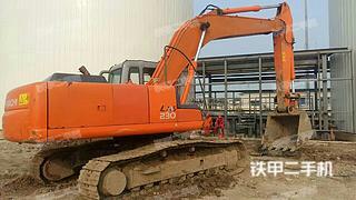 日立ZAXIS230挖掘机