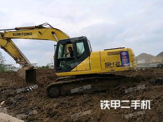 住友SH210-5挖掘机
